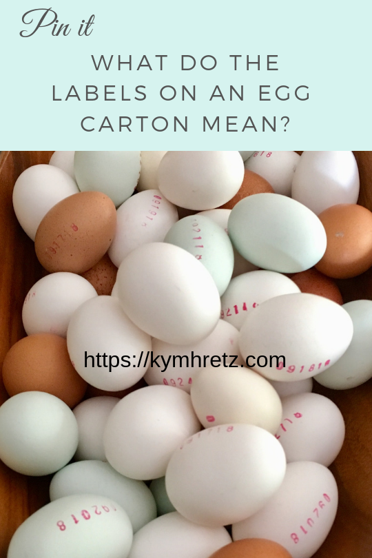 What do the labels on Egg Cartons mean? #eggs #fresheggs #farmfresh #freerange # Cagefree #Hens #Chickens #antobioticfree #hormonefree #allnatural #eggcartonlabels #humanefarmcre #certifiedhumaneraisedandhandled #poultry